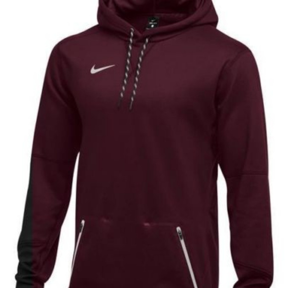 07cd3ca6ce4b Nike Football Therma Performance Fleece Hoodie